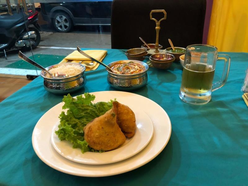 Voyages culinaires et philosophiques (suite) à Da Nang, vietnam - Page 18 Recei190