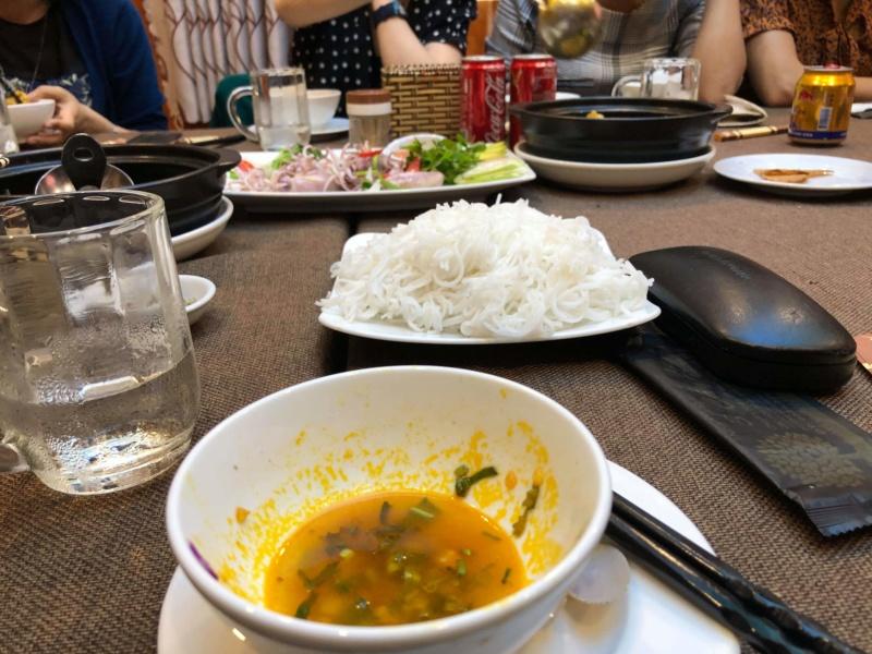 Voyages culinaires et philosophiques (suite) à Da Nang, vietnam - Page 18 Recei201