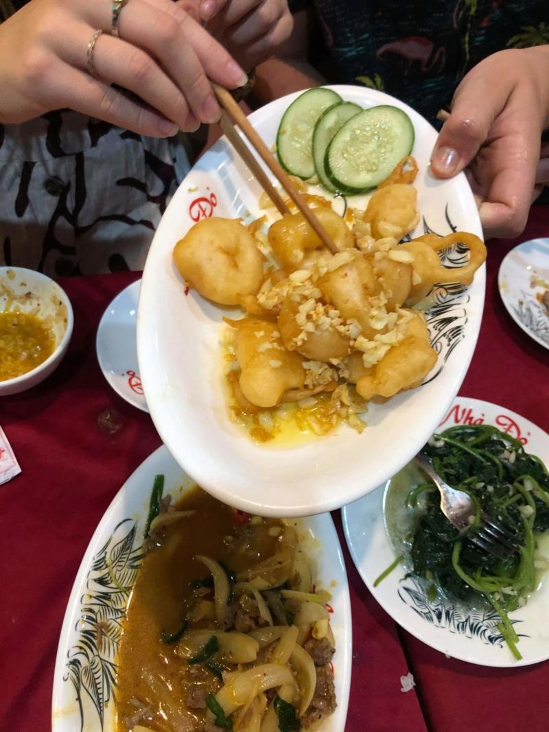 Voyages culinaires et philosophiques (suite) à Da Nang, vietnam - Page 18 Recei218