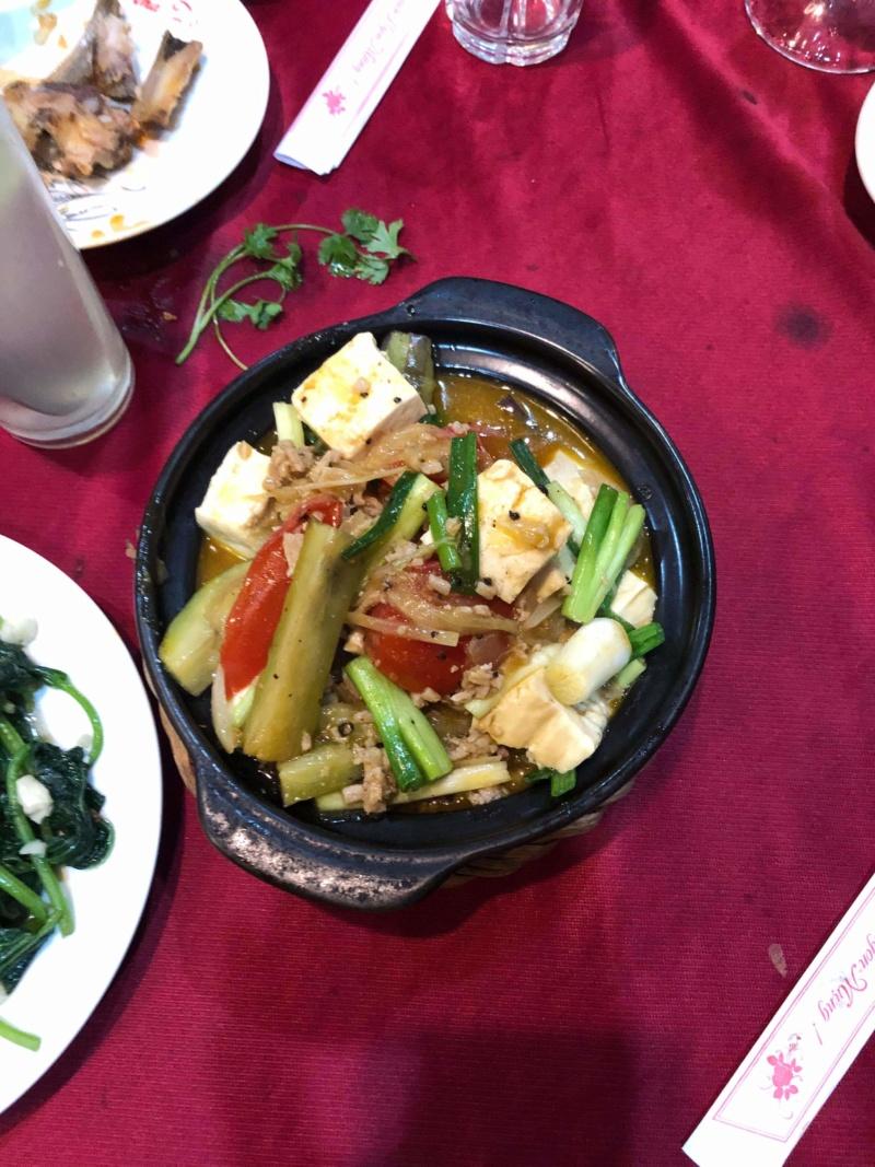 Voyages culinaires et philosophiques (suite) à Da Nang, vietnam - Page 18 Recei234