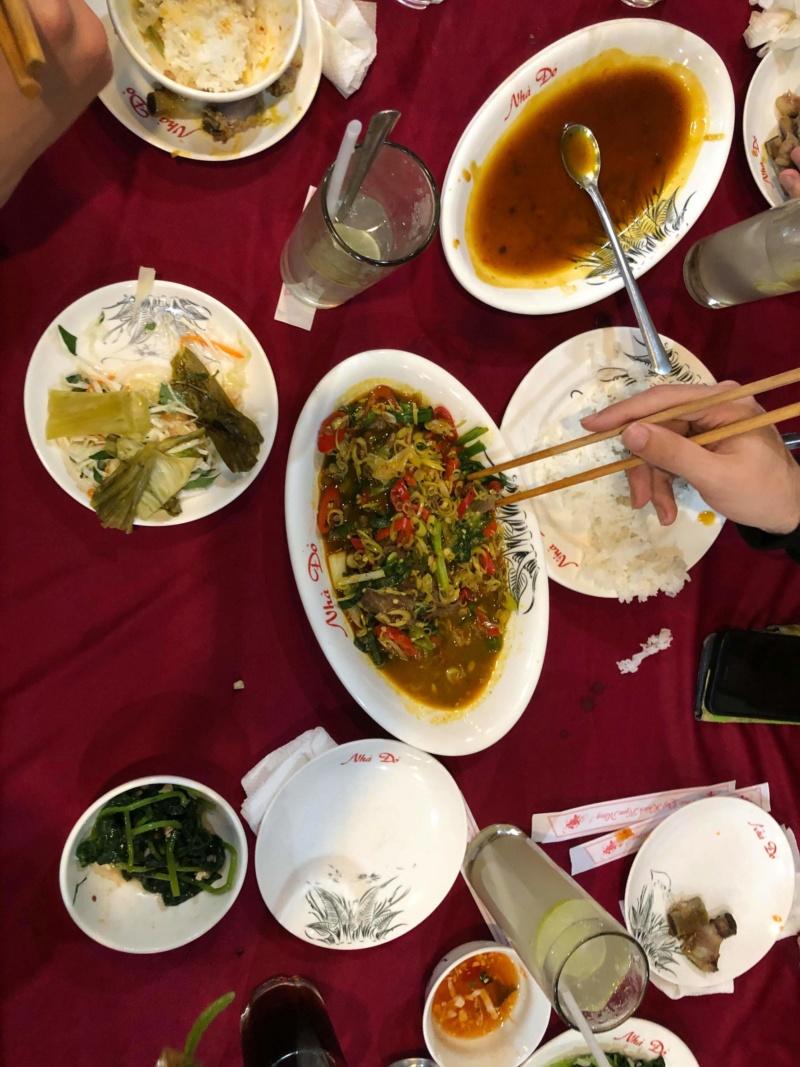 Voyages culinaires et philosophiques (suite) à Da Nang, vietnam - Page 18 Recei235