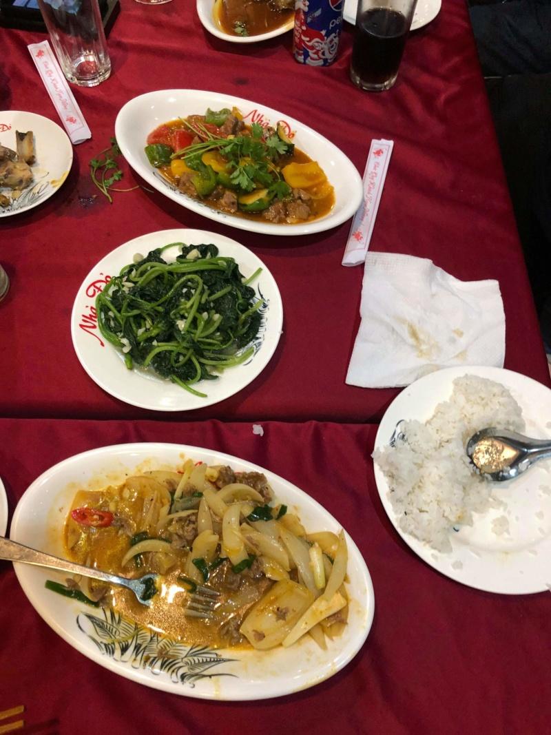 Voyages culinaires et philosophiques (suite) à Da Nang, vietnam - Page 18 Recei236