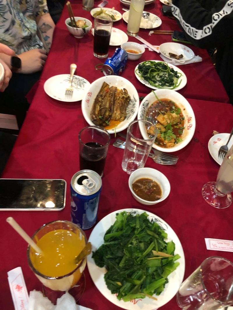 Voyages culinaires et philosophiques (suite) à Da Nang, vietnam - Page 18 Recei237