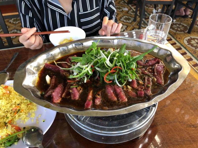 Voyages culinaires et philosophiques (suite) à Da Nang, vietnam - Page 19 Recei243