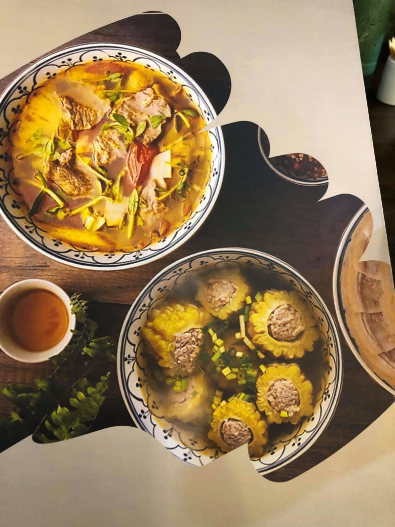 Voyages culinaires et philosophiques (suite) à Da Nang, vietnam - Page 19 Recei258