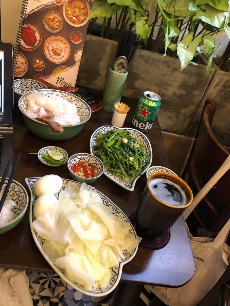 Voyages culinaires et philosophiques (suite) à Da Nang, vietnam - Page 19 Recei262