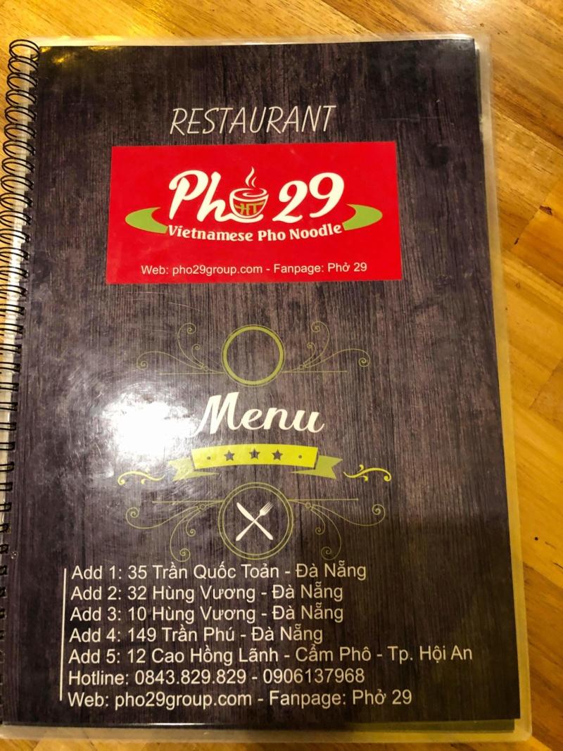 Voyages culinaires et philosophiques (suite) à Da Nang, vietnam - Page 19 Recei269