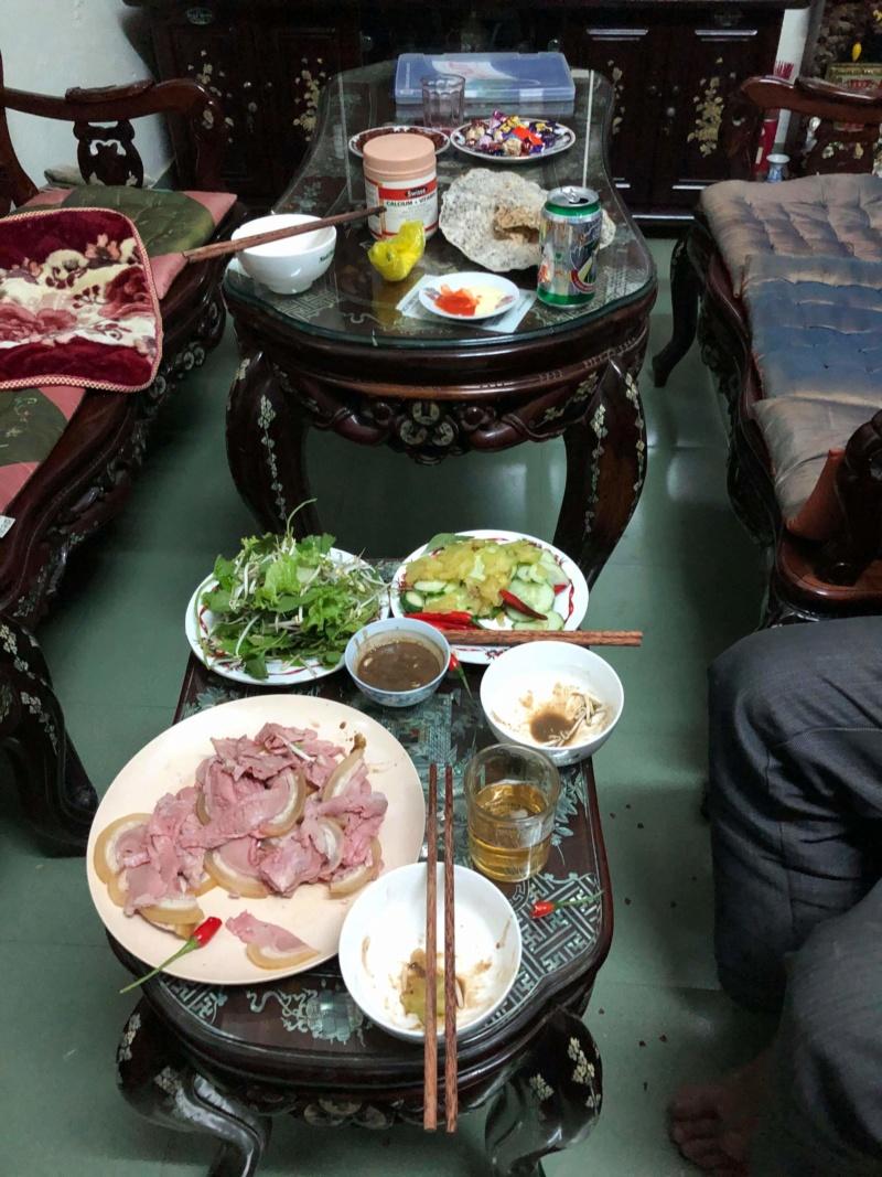 Voyages culinaires et philosophiques (suite) à Da Nang, vietnam - Page 19 Recei297