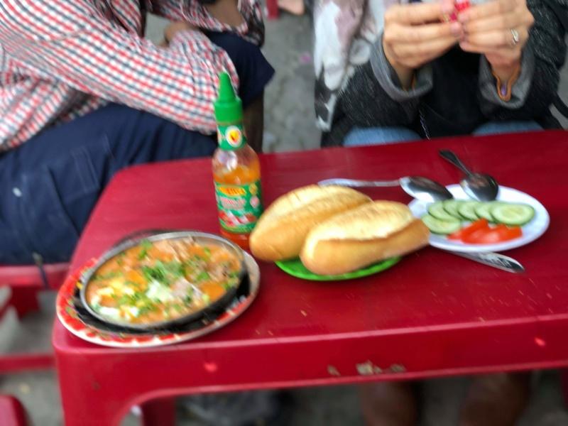 Voyages culinaires et philosophiques (suite) à Da Nang, vietnam - Page 19 Recei314