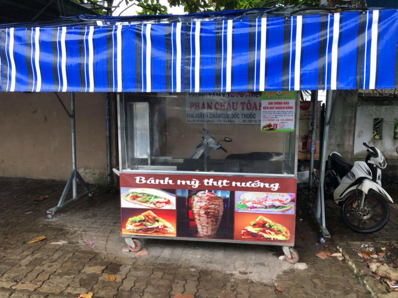 Voyages culinaires et philosophiques (suite) à Da Nang, vietnam - Page 15 Receiv36