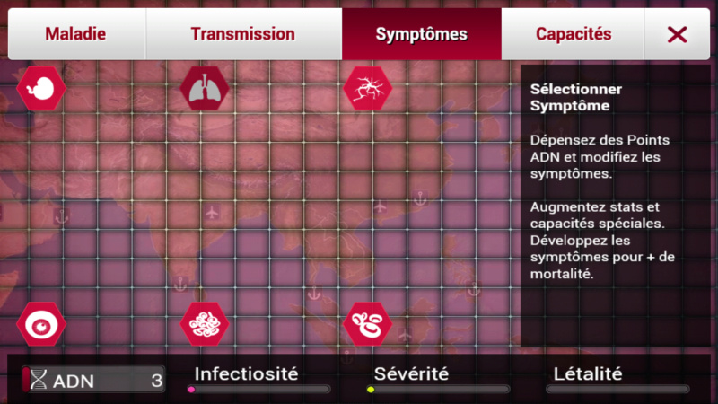 Plague Inc...une simulation de coronavirus. Screen25