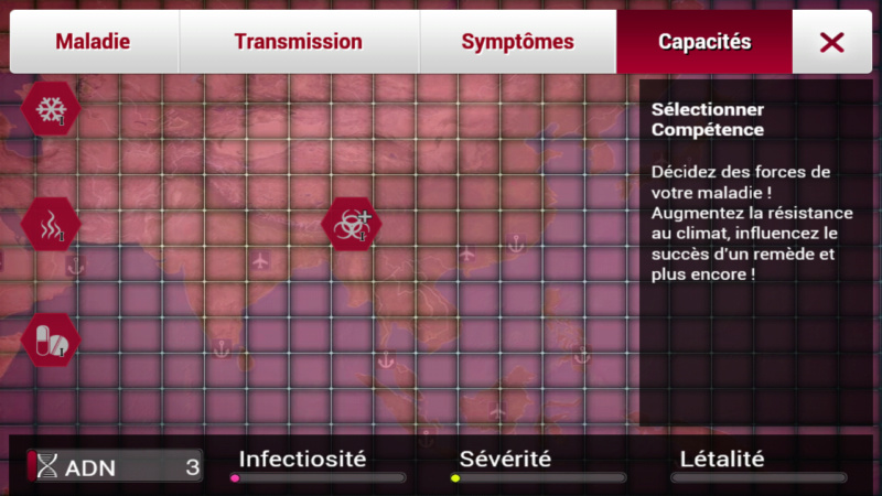 Plague Inc...une simulation de coronavirus. Screen26
