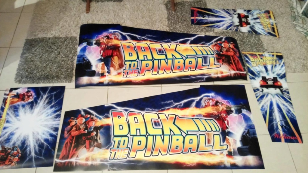 "[WIP] Projet Pincab 40"" Back To The Pinball 54516210"