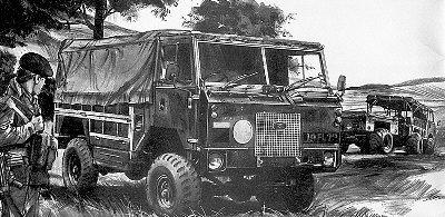 Un autre Land Rover 1/8 foward control 101 101gs10
