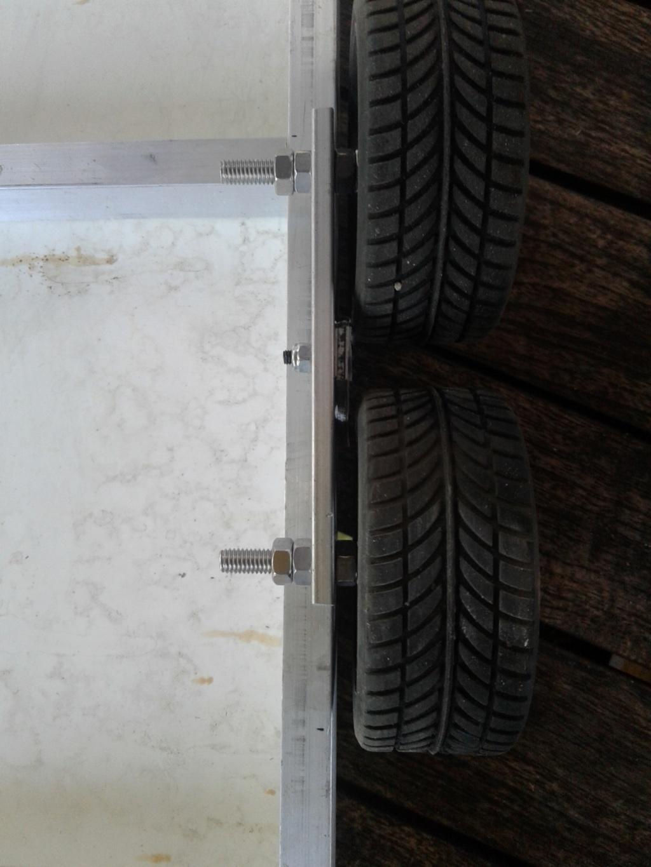 Remorque DIY porte voiture 20180837