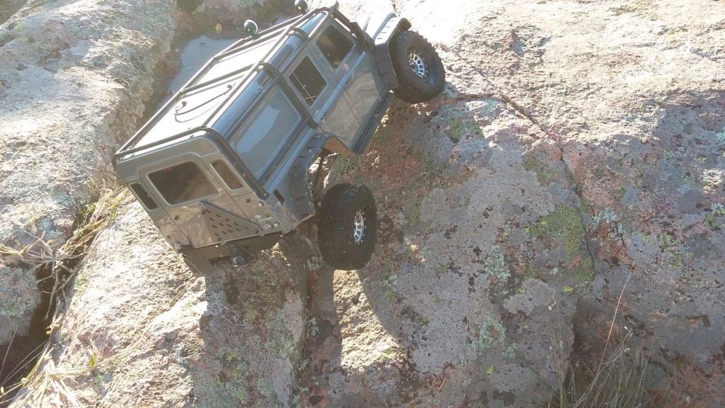 Photos de Rc Scale Trial et Crawler 4x4 6x6 8x8 des membres de Rc Decouverte - Page 4 20181044