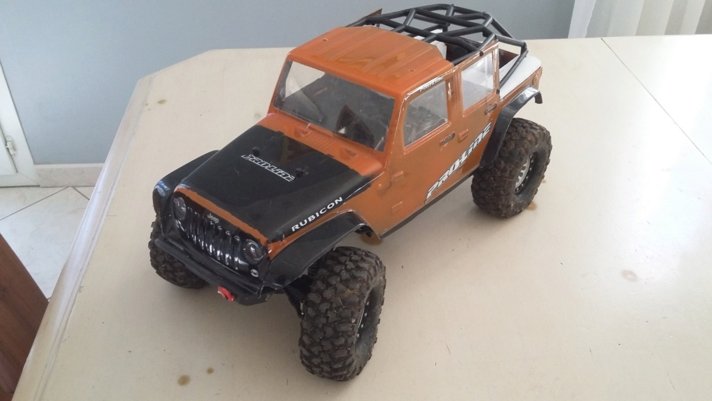 Axial SCX10 V1 by bill 20181239