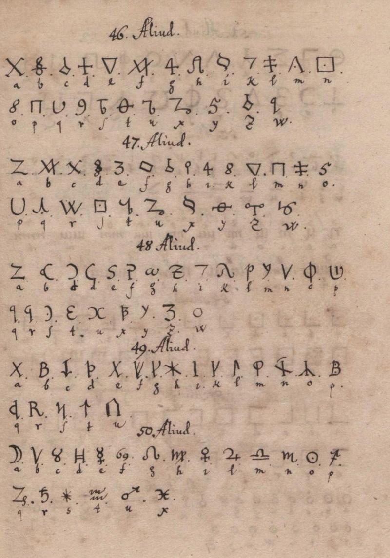 Alphabetum Aliud 46-50 9915