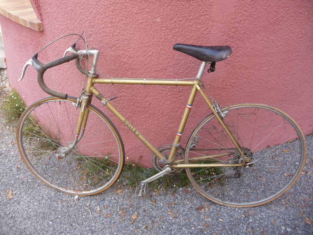 Velo de course Cycles Bolley 70's P1100210