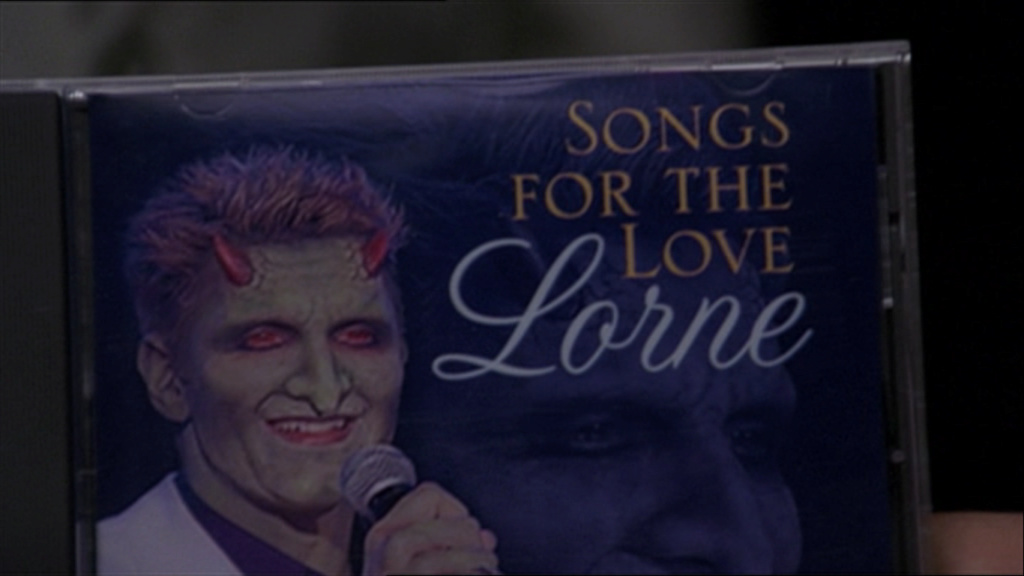 Which songs yould have Included in that CD that he gave to Angel (season 4) Cd_lor10