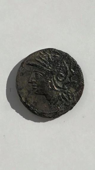 Identification monnaie républicaine et byzantine 2 44102110
