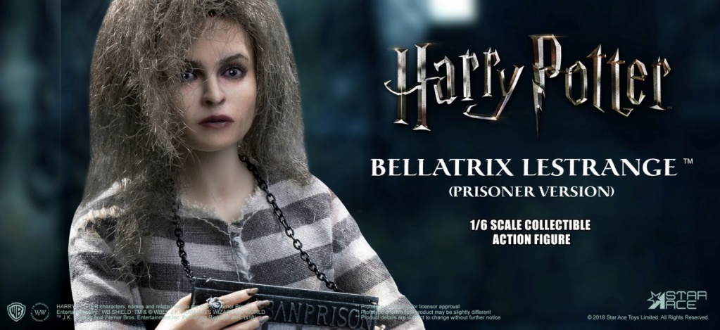 "starace - NEW PRODUCT: STAR ACE TOYS New: 1/6 ""Harry Potter and the Half-Blood Prince"" - Bella [Prisoner Edition] 00292510"