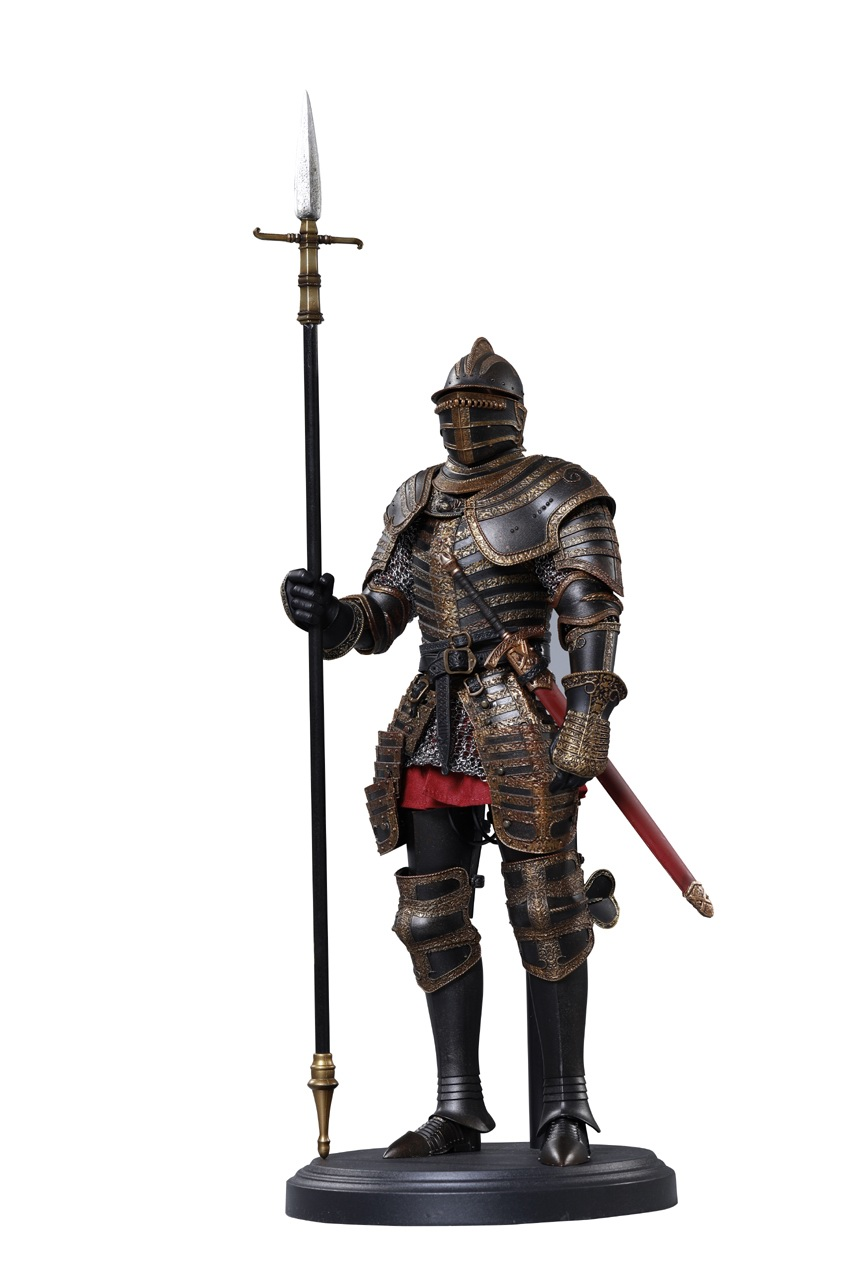 CooModel - NEW PRODUCT: COOMODEL: 1 / 6 alloy die-casting empire series - Henry VIII Lions version of the red dragon version of the Tudor version of the Wolf Hall scene 00315210