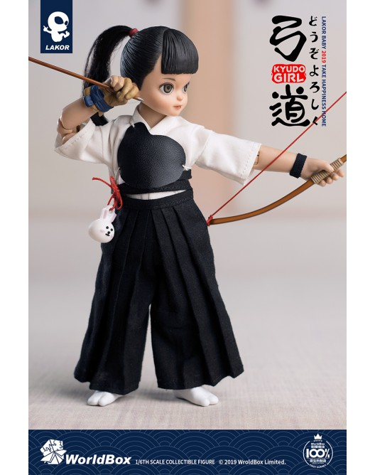 toddler - NEW PRODUCT: Lakor Baby 1/6 Scale Kyudo girl 004-5211