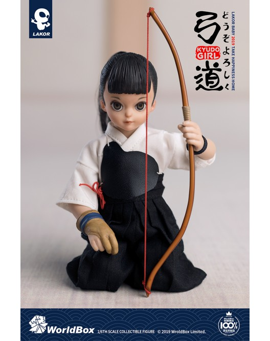 toddler - NEW PRODUCT: Lakor Baby 1/6 Scale Kyudo girl 005-5210
