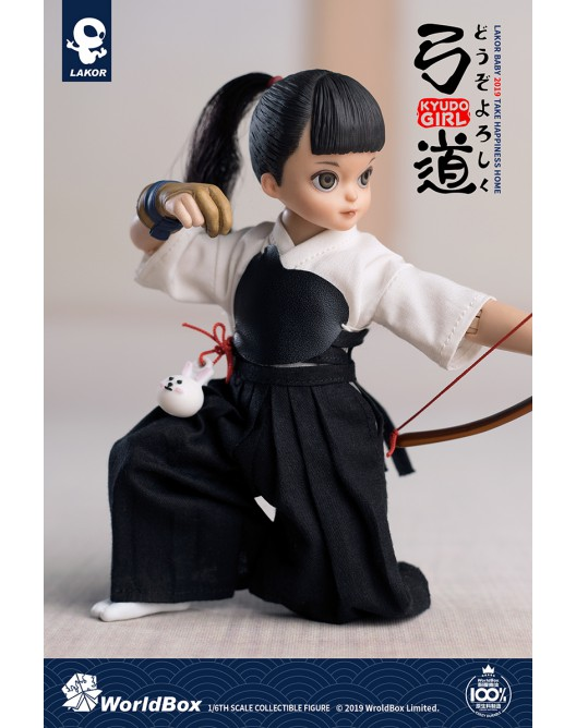 toddler - NEW PRODUCT: Lakor Baby 1/6 Scale Kyudo girl 006-5211