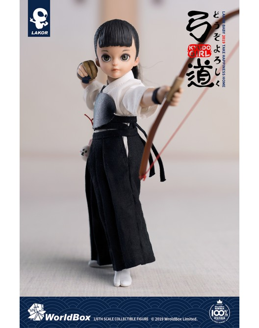 toddler - NEW PRODUCT: Lakor Baby 1/6 Scale Kyudo girl 007-5211