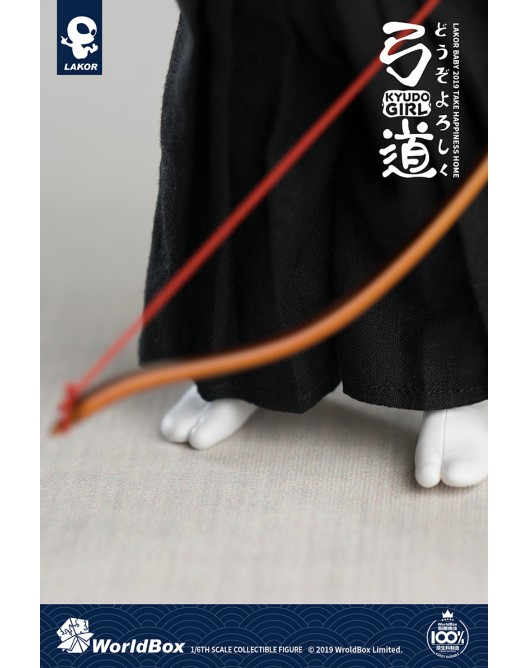 toddler - NEW PRODUCT: Lakor Baby 1/6 Scale Kyudo girl 009-5211