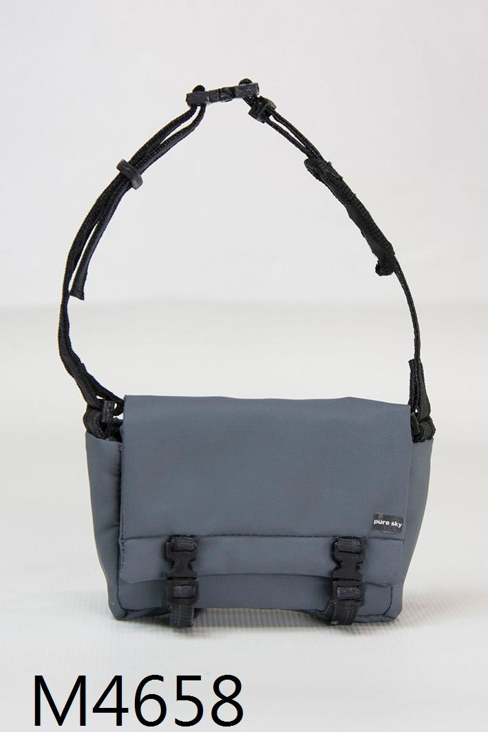 NEW PRODUCT: PURE SKY New: 1/6 Messenger Bag Series - 20 colors in total  01491310