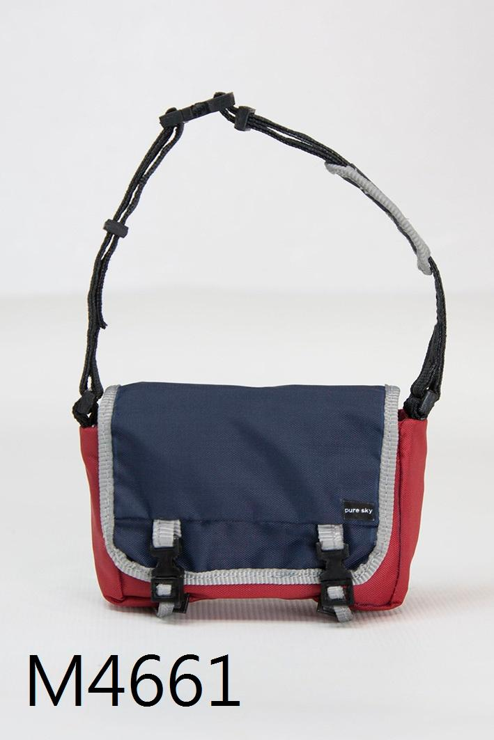 NEW PRODUCT: PURE SKY New: 1/6 Messenger Bag Series - 20 colors in total  01491410