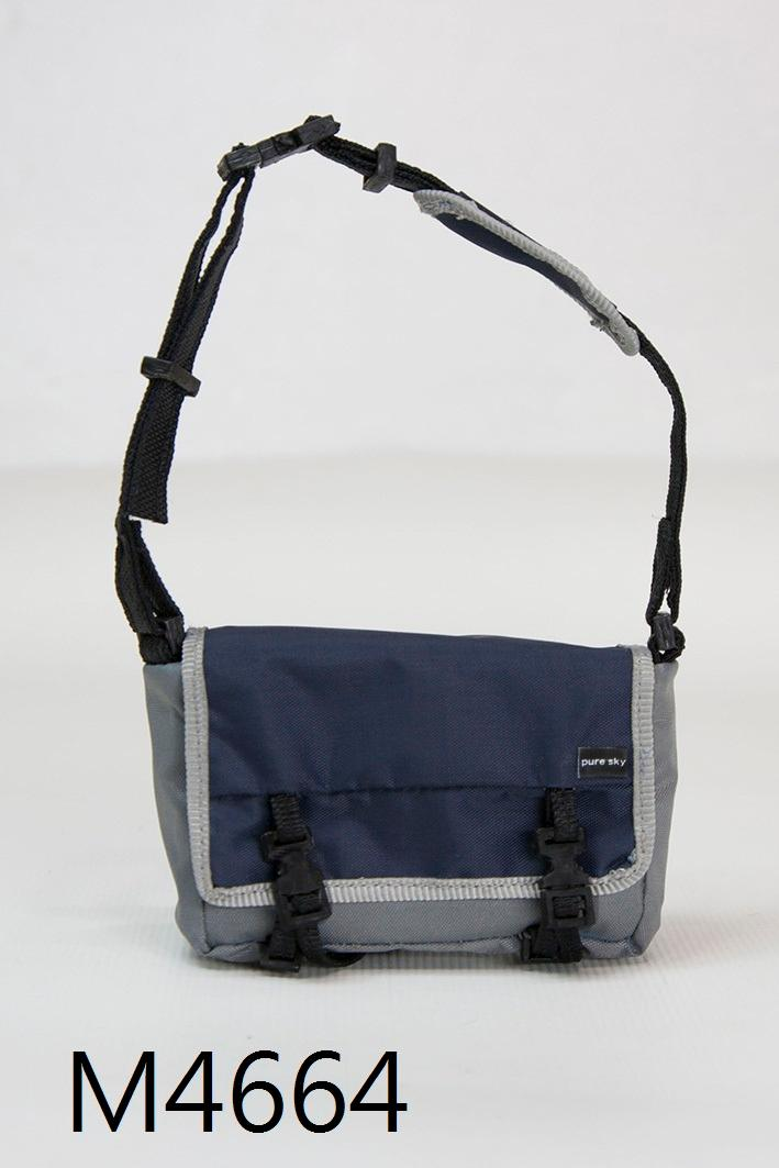 NEW PRODUCT: PURE SKY New: 1/6 Messenger Bag Series - 20 colors in total  01491411