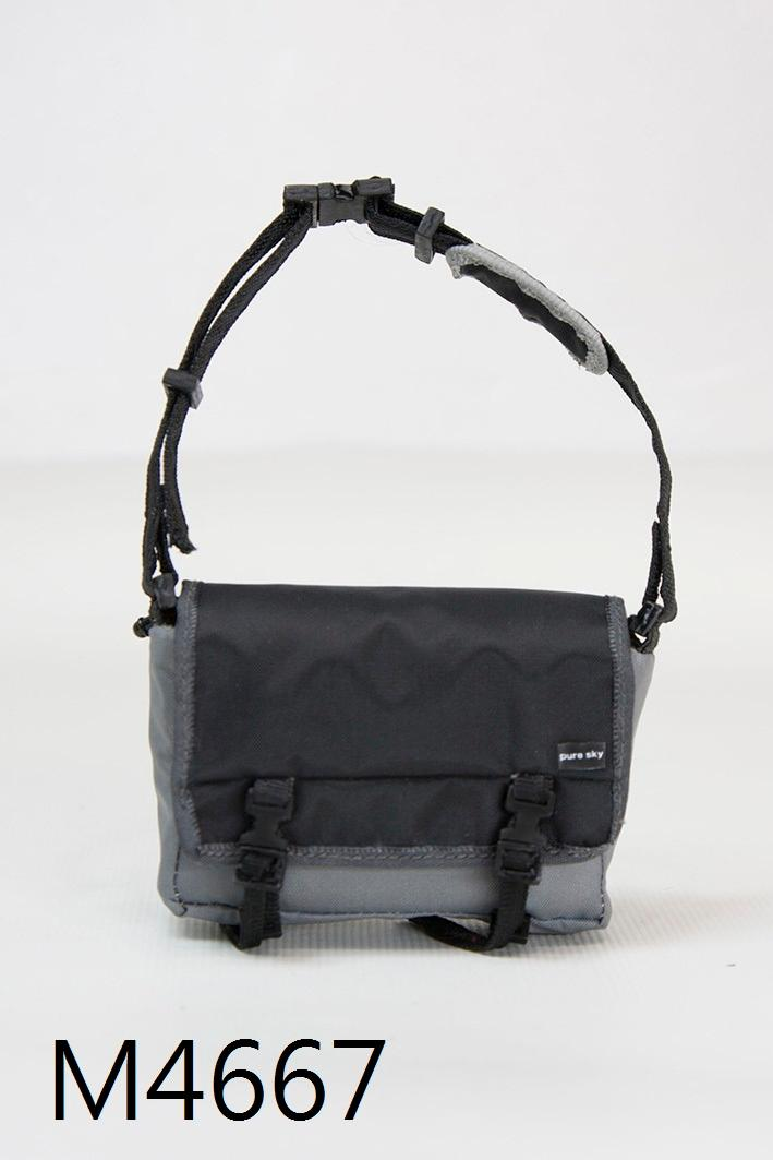 NEW PRODUCT: PURE SKY New: 1/6 Messenger Bag Series - 20 colors in total  01491511