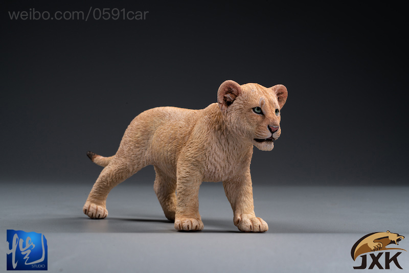 Lion - NEW PRODUCT: JXK/Kaiser: 1/6 Lion King - Little Simba and Nana 01535710