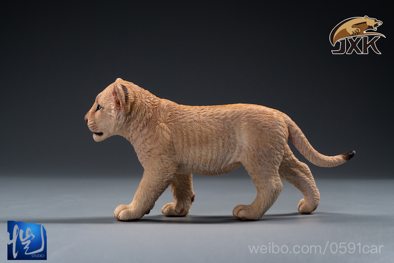 cubs - NEW PRODUCT: JXK/Kaiser: 1/6 Lion King - Little Simba and Nana 01535711