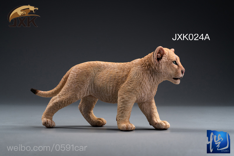 cubs - NEW PRODUCT: JXK/Kaiser: 1/6 Lion King - Little Simba and Nana 01535712