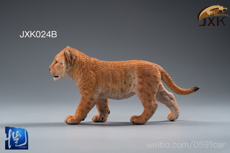 cubs - NEW PRODUCT: JXK/Kaiser: 1/6 Lion King - Little Simba and Nana 01535811