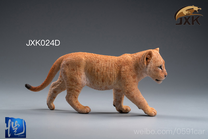 cubs - NEW PRODUCT: JXK/Kaiser: 1/6 Lion King - Little Simba and Nana 01540110