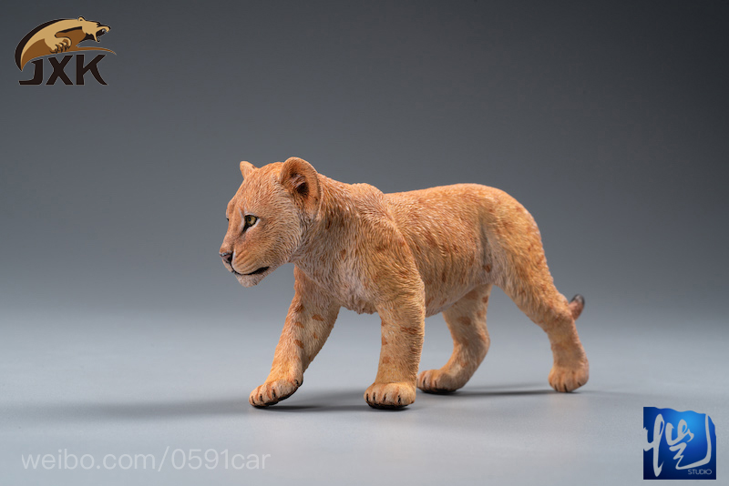cubs - NEW PRODUCT: JXK/Kaiser: 1/6 Lion King - Little Simba and Nana 01540111