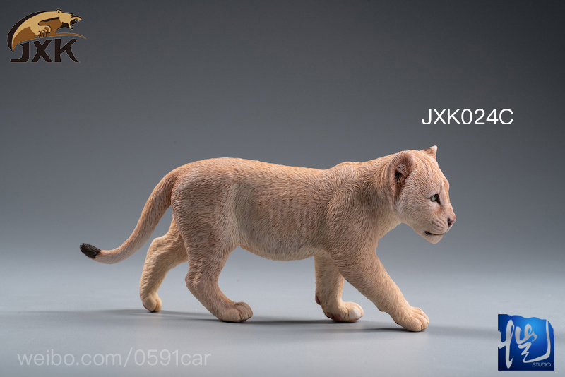 cubs - NEW PRODUCT: JXK/Kaiser: 1/6 Lion King - Little Simba and Nana 01540210