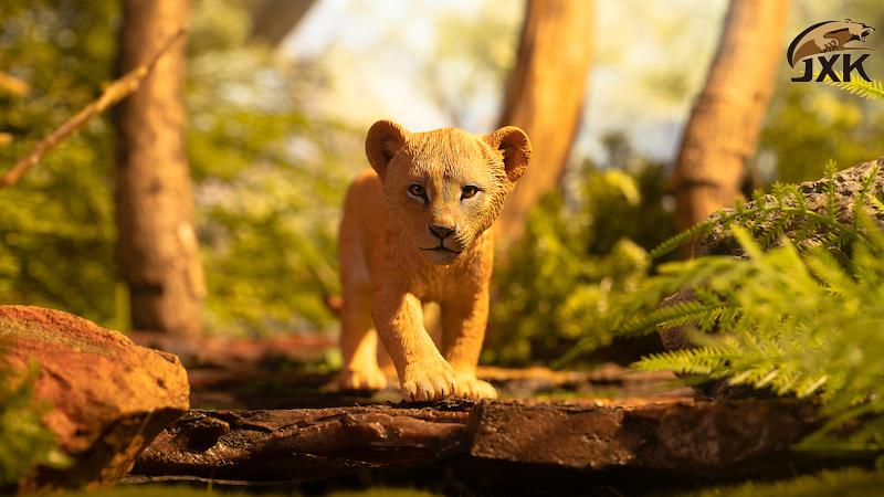 Topics tagged under lion on OneSixthFigures 01540710