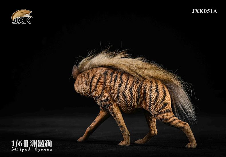 Dog - NEW PRODUCT: JXK: Caucasian Shepherd Dog JXK050 & African Hyena JXK051 Striped Hyena 02022710