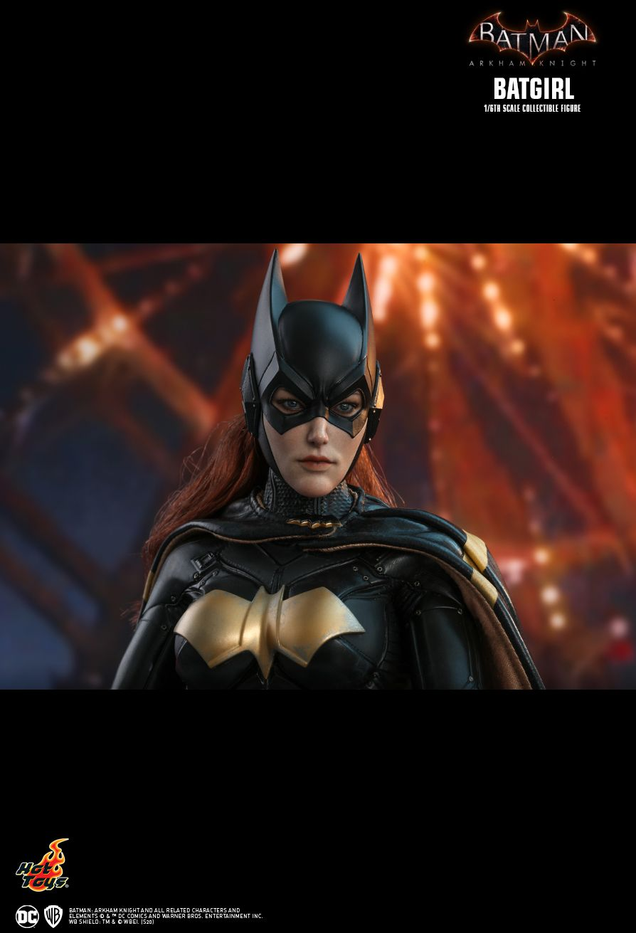 batman - NEW PRODUCT: HOT TOYS: BATMAN: ARKHAM KNIGHT BATGIRL 1/6TH SCALE COLLECTIBLE FIGURE 044bce10