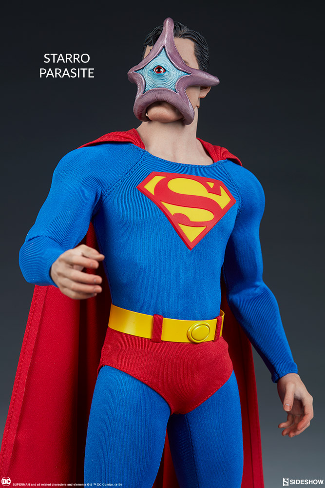 male - NEW PRODUCT: Sideshow: 1/6 DC Comics - Superman/Superman Movable (#100224) 07582510
