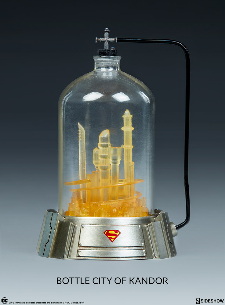 male - NEW PRODUCT: Sideshow: 1/6 DC Comics - Superman/Superman Movable (#100224) 07584110