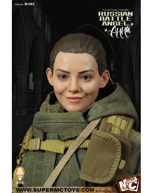 Russian - NEW PRODUCT: SUPERMC TOYS X FacePoolFigure:1/6 Russian battle angel —Анна 08261410