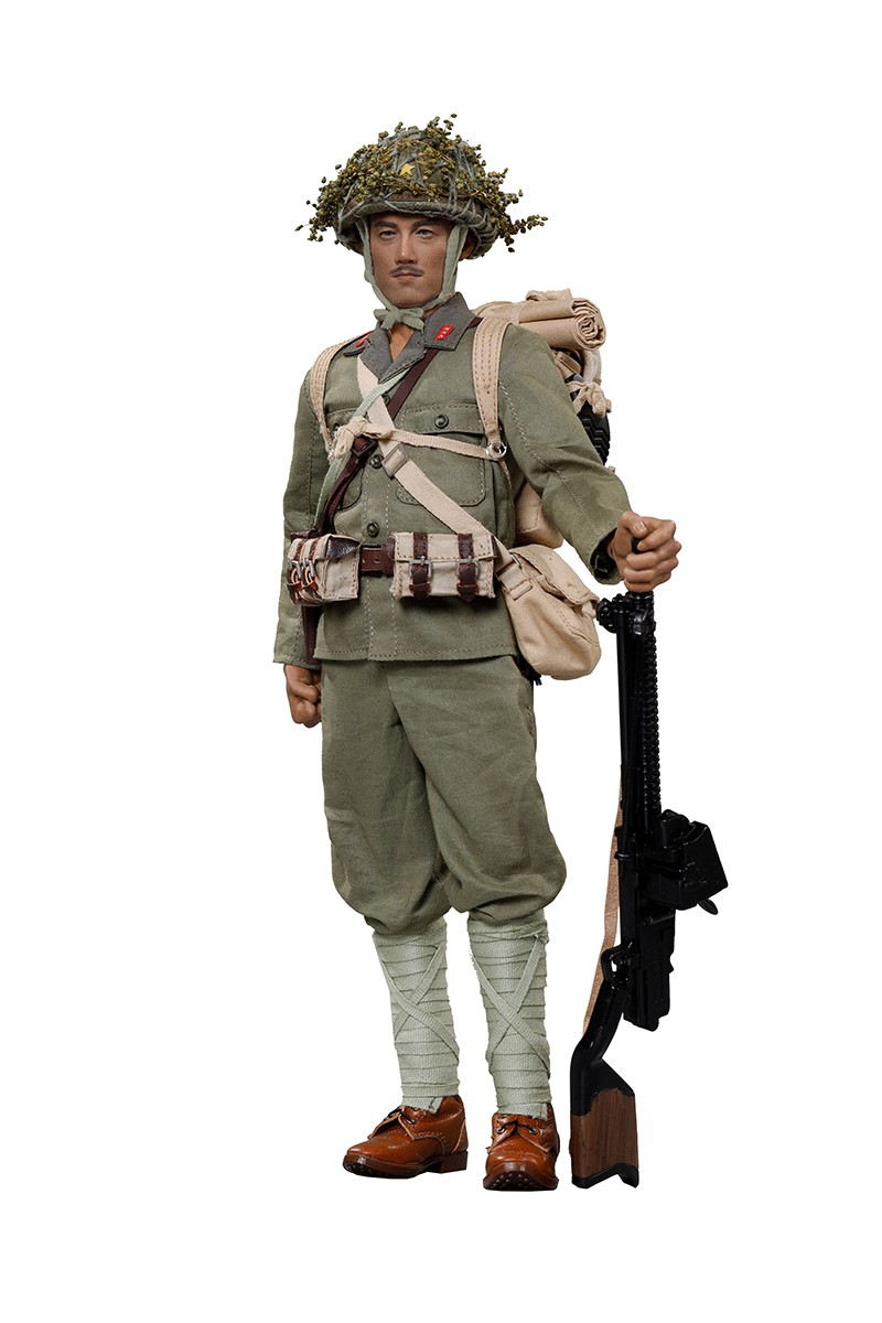 japanese - NEW PRODUCT: IQO Model: 1/6 WWII series 1941 Philippines, 1945 Okinawa (NO.91003, 91004) 08474410